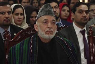 Former President Hamid Karzai warns US over talks with Pakistan on Afghan peace process