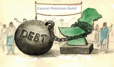 Pakistan external debt and liabilities reach historic high of $96.7 billions