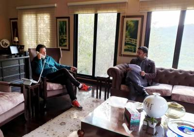 PM, Bill Gates discuss issues of common interest on Phone