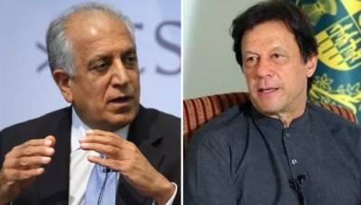 PM Imran Khan conveys important message to US leadership