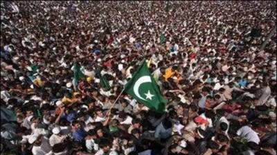 Symposium on alarming population growth in Islamabad today