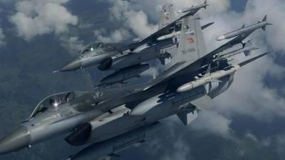 Turkish jets 'neutralize' 4 PKK terrorists in N. Iraq