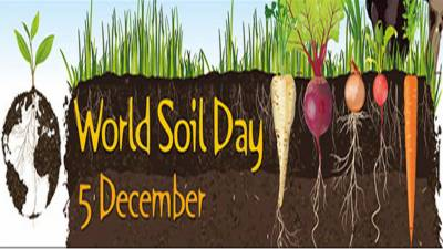 World Soil Day being observed today