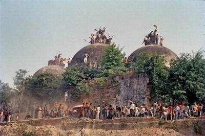 Babri mosque demolition anniversary: Security tightened in Indian state