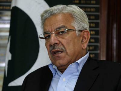 Former Foreign Minister Khawaja Asif in hot waters