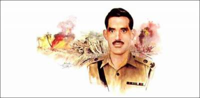 Major Akram Shaheed Nishan e Haider 47th martyrdom anniversary observed