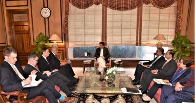 PM reiterates Pakistan's abiding interest in achieving peace and reconciliation in Afghanistan