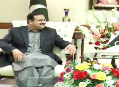 Punjab to become role model in development for other provinces: Buzdar