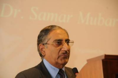 Renowned scientist Dr Samar Mubarakmand lands in big trouble