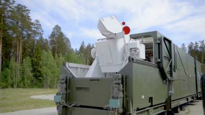 Russia's new laser weapon systems enter into service: Military