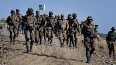 Terrorist Killed, Pakistan Rangers Colonel injured in an encounter in Punjab