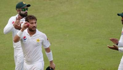 Yasir Shah sets new record of fastest 200 wickets in test history