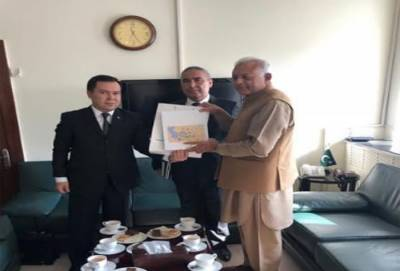Ghulam Sarwar stresses for early completion of TAPI Gas Pipeline project