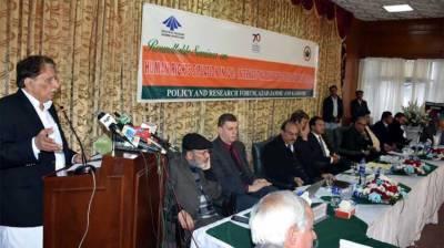 AJK PM lauds Pakistan's initiative on opening Kartarpur
