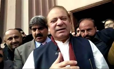 Former PM Nawaz Sharif breaks down upon his ordeals