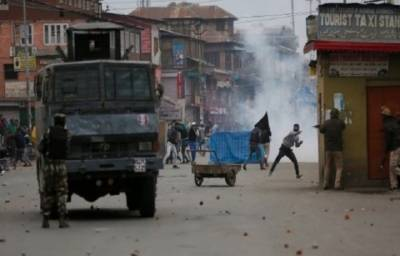 Three Indian Police Officers killed in Occupied Kashmir