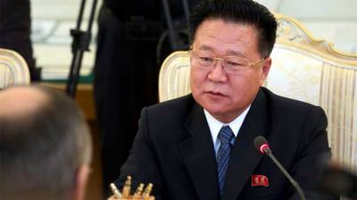 US imposes sanctions on three North Korean officials