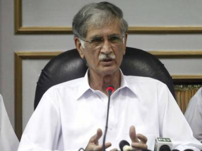Former Chief Minister KP Pervaiz Khattak lands in hot waters