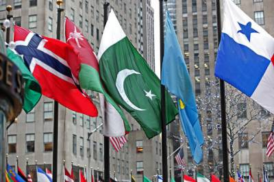 In a big diplomatic victory, UN General Assembly adopts Pakistan sponsored Resolution
