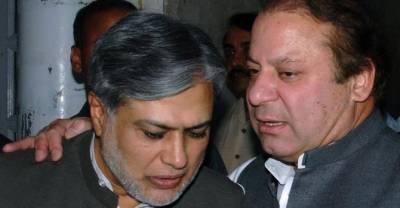 Nawaz - Dar duo bleed Pakistan economy by pumping $8 billions for artifical rate of US dollar