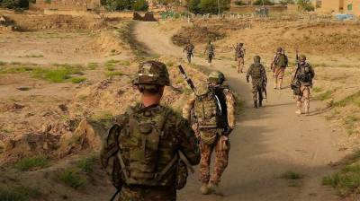 Number of foreign troops killed in Afghanistan surge to 17