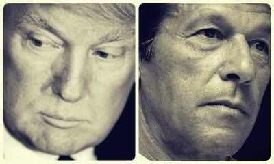 PM Imran Khan yet again takes a shot at President Donald Trump