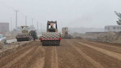 Sindh govt spending millions of rupees to build new roads in Tharparkar
