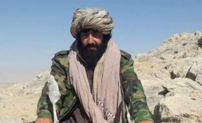Top Afghan Taliban Commander killed in a US Drone Strike in Afghanistan