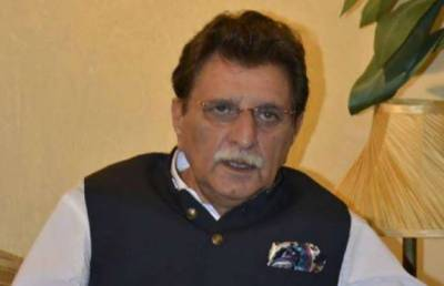 AJK wants to open religious sites for tourism like Kartarpur: AJK PM