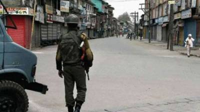 Complete shutdown in Occupied Kashmir for second consecutive day against Indian military barbarianism