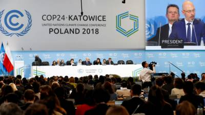 COP24: Nations agree on landmark judgement of 2015 Paris Agreement