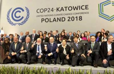 In a big diplomatic success, Pakistan elected as Vice President of COP to UN convention on Climate Change
