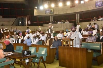 Indian Assembly desires to make Kartarpur Gurdwara land part of Indian territory