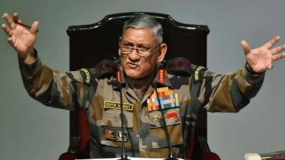 Indian nation not ready to see body bags of killed women military officers: Army Chief