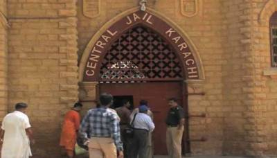 Intelligence Agencies carryout search operation in Central Jail Karachi, terrorists quarters raided