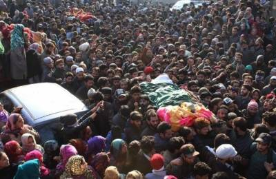 Pakistan strongly condemns ruthless killing of 14 innocent Kashmiris by Indian Army