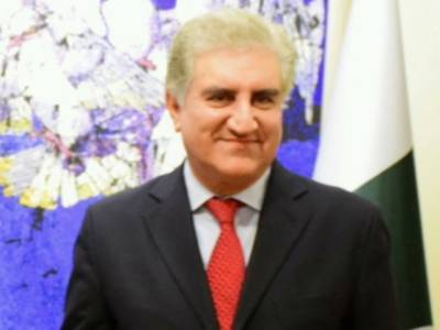 Qureshi for Pak-Afghan intelligence sharing, avoiding blame game