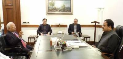 Two task forces to check unnecessary expenses of departments: CM Buzdar