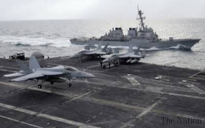 US Naval fleet may lose war against Russian and Chinese counterparts: Washington based think tank