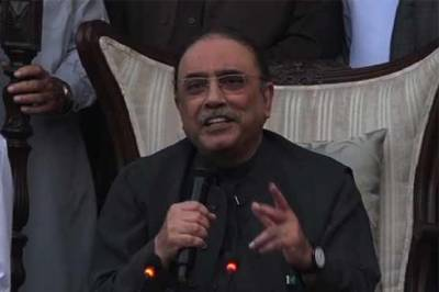 What if arrest happens, Jail is my second home: Asif Ali Zardari
