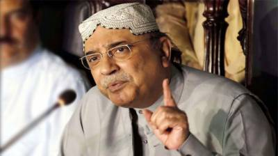 Zardari emphasizes on adopting modern methods of irrigation
