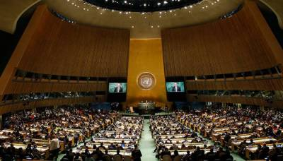 A Big Day for Pakistan: Huge diplomatic success at the United Nations