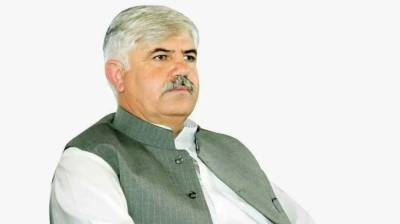 Govt working on vision of PM for bright future of nation: KP CM