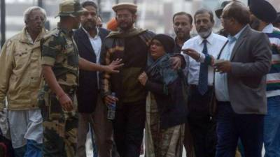 Hamid Nehal Ansari, released Indian national breaks silence upon arrival in India