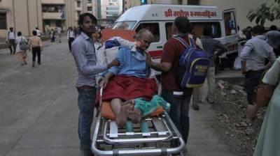 Hospital fire kills six in Mumbai