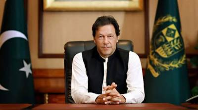 PM Imran Khan hopes for peace, end of sufferings of Afghans