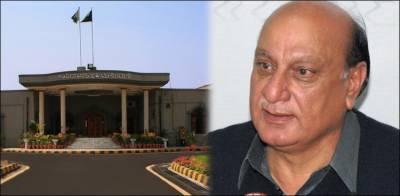 Punjab Law Minister Raja Basharat lands in hot waters