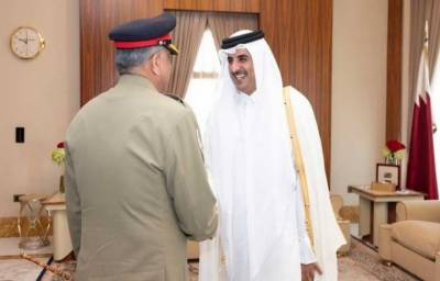 Qatar reassures full support to Pakistan foreign and regional policy