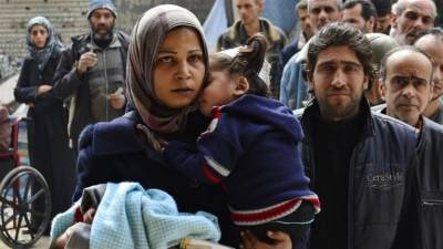 UK Aid to provide emergency food to 62,000 Palestinian refugees in Gaza