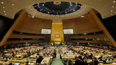 UN passes Pakistan's resolution on right to self-determination